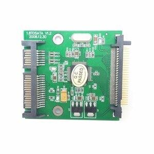 SATA 22 Pin do 50pin 1.8 Cal IDE dysk twardy SSD Adapter konwerter karty płytka obwodów drukowanych ide do sata ide karta adaptera sata do ide