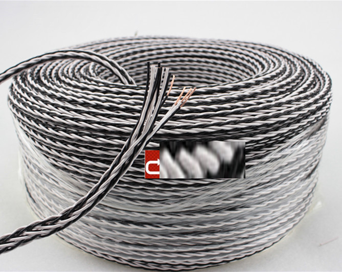 High Quality Speaker Wire : High quality tc audiophile speaker cable per meter hifi