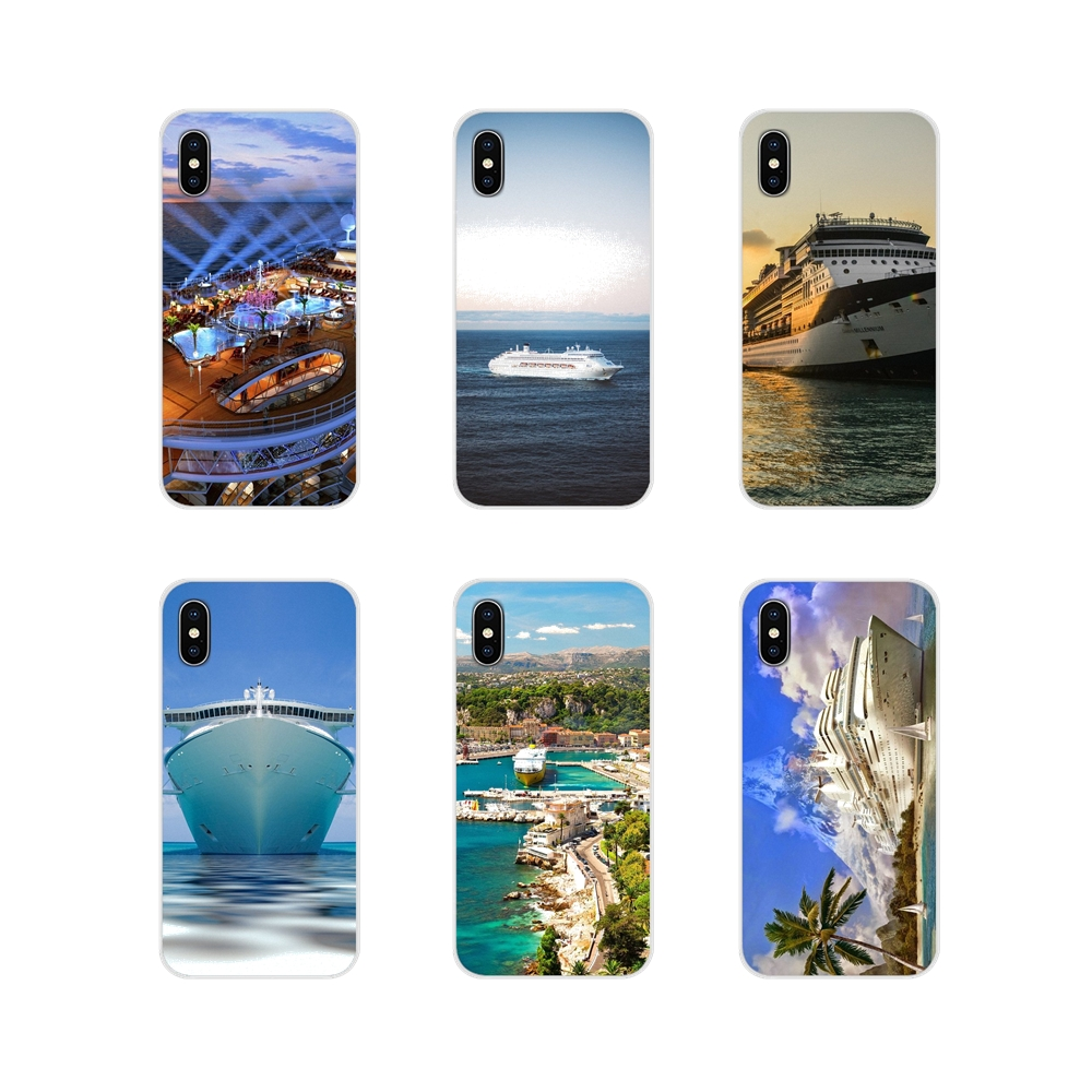 Half-wrapped Case Purposeful Accessories Phone Cases Covers Cruise Novelty For Huawei P8 9 Lite Nova 2i 3i Gr3 Y6 Pro Y7 Y8 Y9 Prime 2017 2018 2019 Carefully Selected Materials