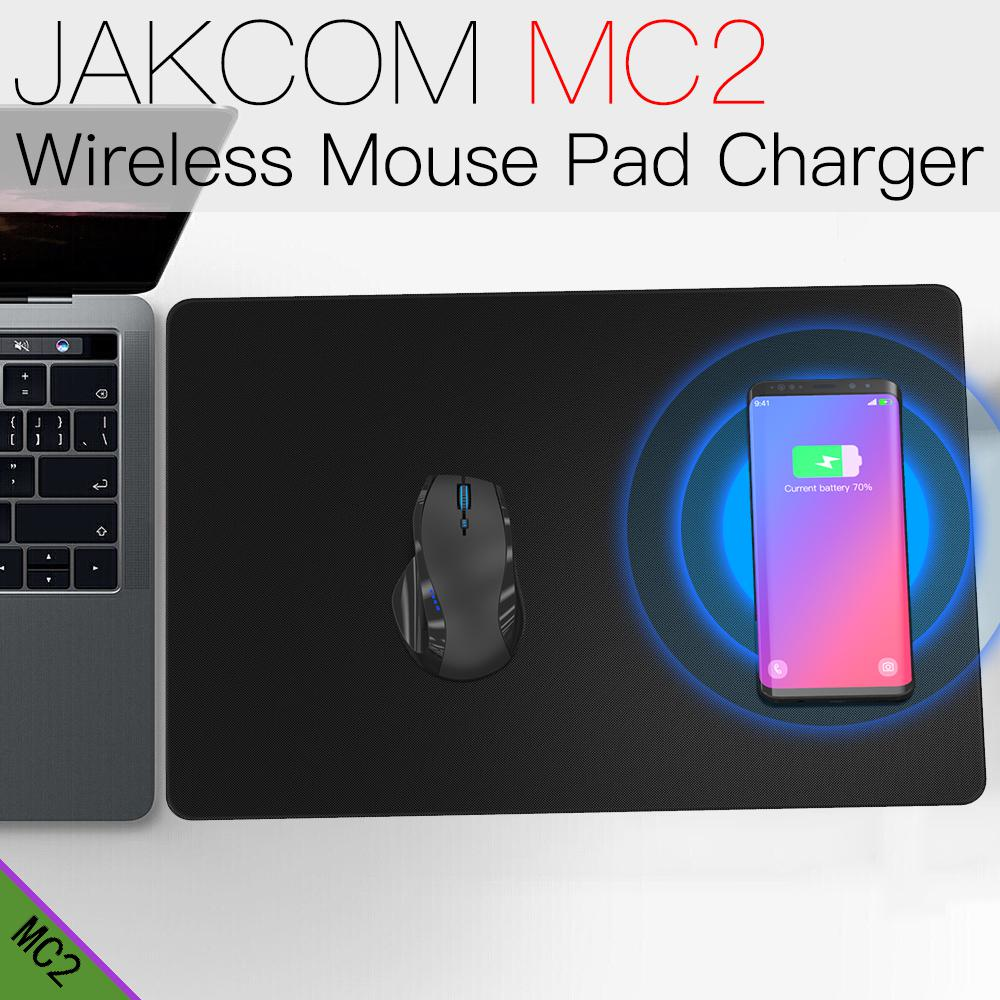 JAKCOM MC2 Wireless <font><b>Mouse</b></font> Pad Charger Hot sale in Chargers as 20700 battery homekit <font><b>18650</b></font> image