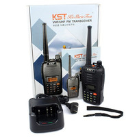 NOWY KST V5 7 W 199CH Walkie Talkie Radia FM Przenośne Ham CB Radio Communicator Handheld Transceiver Two Way Radio domofon