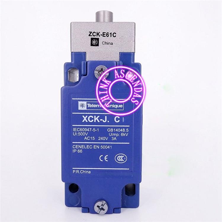 Limit Switch Original New XCK-J.C XCKJ261H29C ZCKJ2H29C ZCK-J2H29C ZCKE61C ZCK-E61C / XCKJ261C ZCKJ2C ZCK-J2C ZCKE61C ZCK-E61C limit switch xck j c zck j1h29c zcky53 zck y53 zcke05c