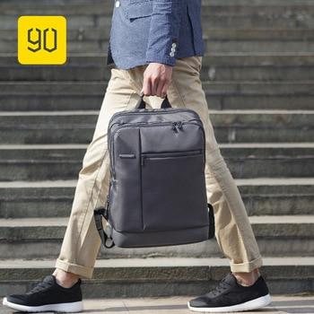"Xiaomi 90FUN Classic Business Backpack Women Men Large Capacity Computer Bagpack Students Mochila for 15"" Laptop Backpacks"