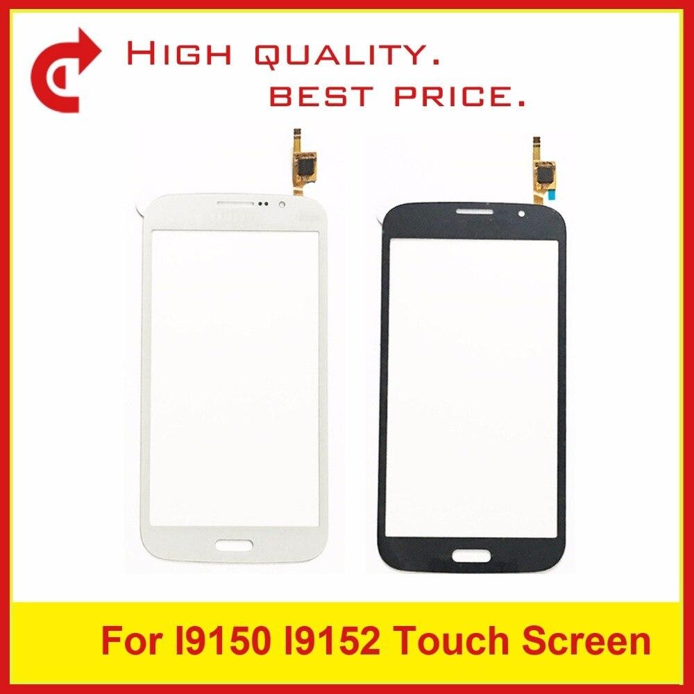 Hohe Qualität Für SamsungGalaxyMega5.8 i9150 i9152 GT-i9150 GT-i9152 Digitizer Touch Screen Panel Sensor Äußeren Glas + TrackingCode