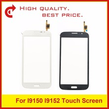 Yüksek Kalite SamsungGalaxyMega5.8 i9150 i9152 GT i9150 GT i9152 Sayısallaştırıcı dokunmatik ekran paneli Sensörü Dış Cam + TrackingCode