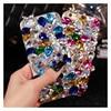 Luxury Bling Diamond Phone Case Glitter Rhinestone Crystal Cover For Xiaomi Redmi 3 3Pro 3S 3X