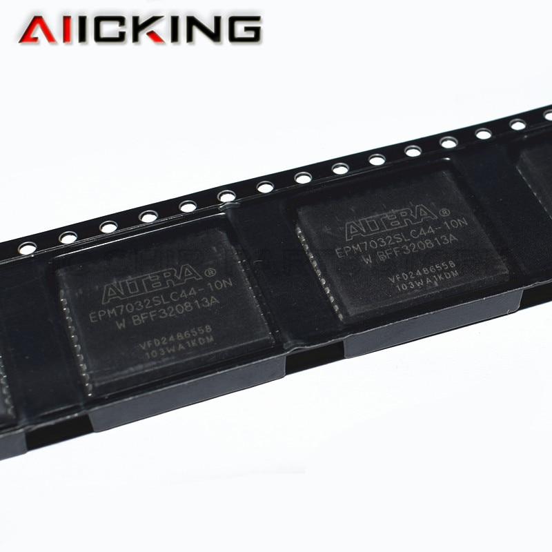 2 PCS EPM7032SLC44 10N EPM7032SLC44 10 EPM7032SLC44 PLCC44 Integrated IC Chip New original in Main Processors from Consumer Electronics