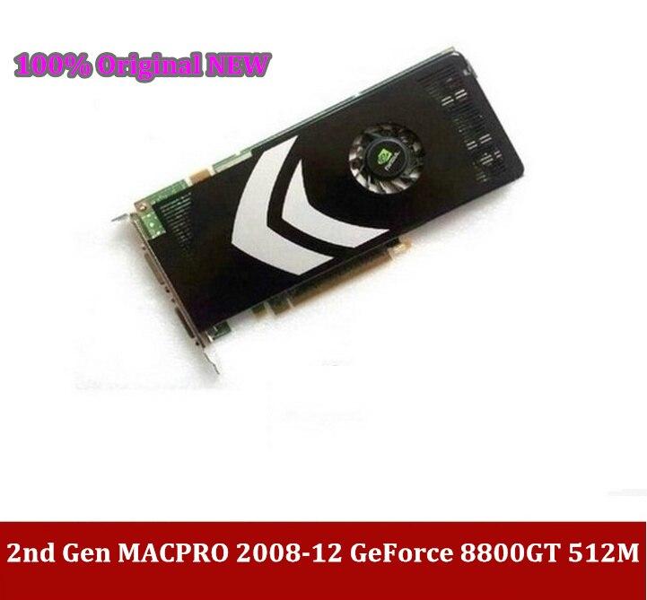 Brand NEW for mac 2nd Gen (2008 2012) Mac Pro nVidia GeForce