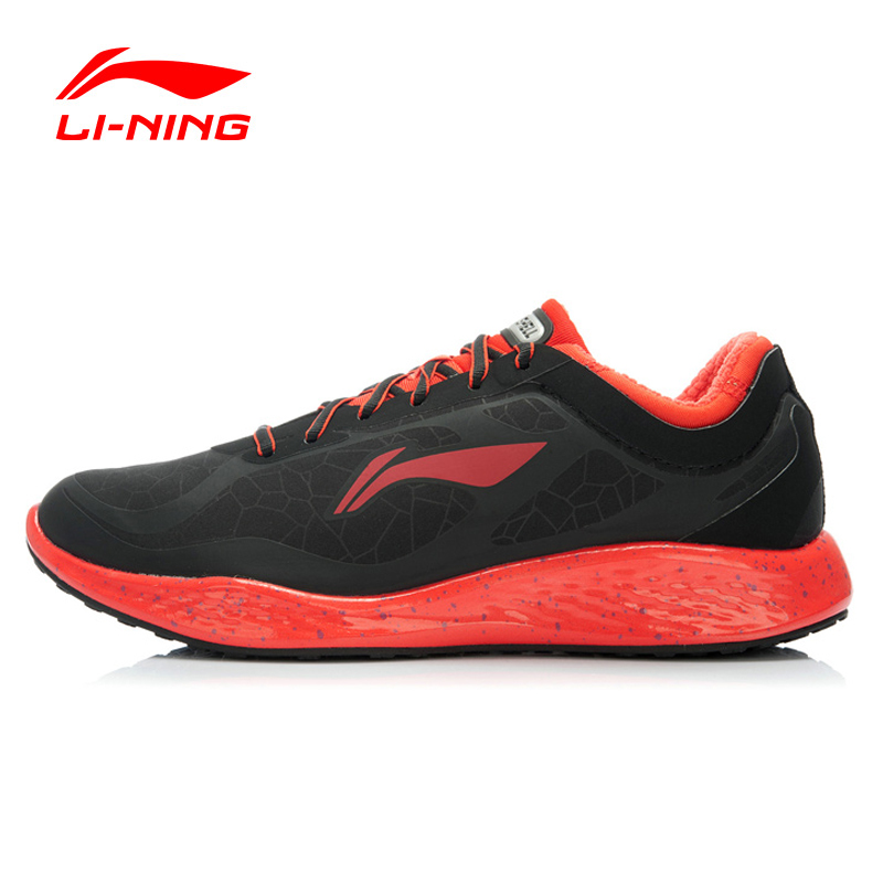 Li-Ning Running Shoes Men Waterproof Cushioning Li-Ning CLOUD Techonology Sneakers Men Sport Shoes ARHJ051 XYP038 original li ning men professional basketball shoes