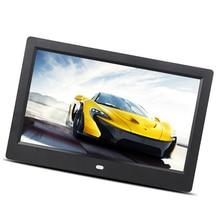 2017 Yeni 10 inç yüksek çözünürlüklü Ekran Dijital Fotoğraf Çerçevesi Elektronik Albümü Resim Müzik MP3 Video MP4 Porta Retrato dijital