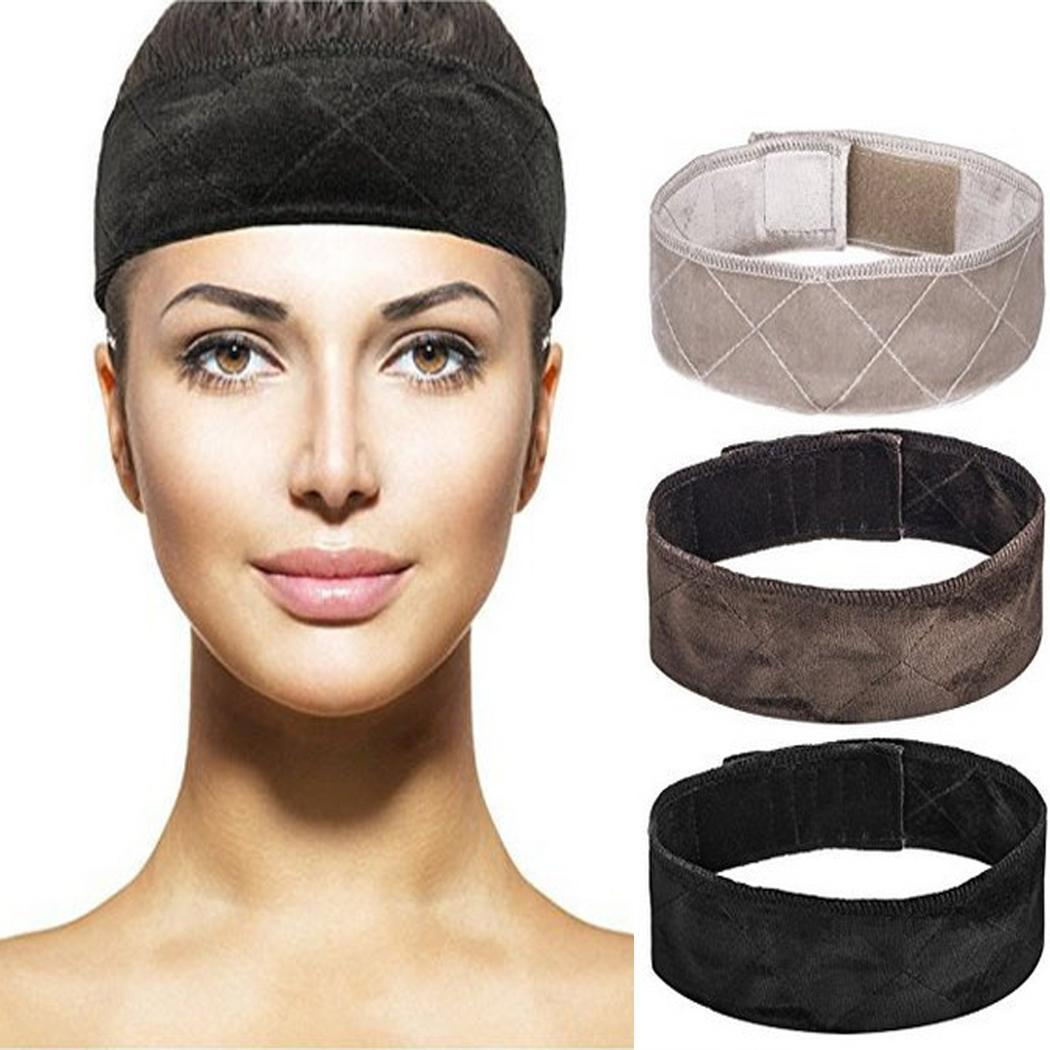Hand Made Non-slip For Holding Wig Wig, Hat, 2.5 X 6cm/1 X 2.4inch Hat Scarf Wig Casual Grip Band