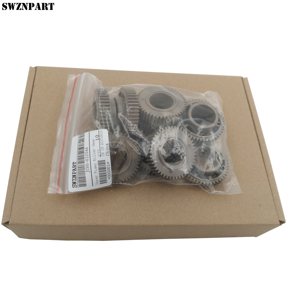 Upper Fuser Roller Gear For Samsung 1910 1911 1915 2525 2526 2580 2581 4600 4601 4606 4623 651 650 2547 1630 4500 JC66-01254A multifunctional professional handle pulley roller gear outdoor rock climbing tyrolean traverse crossing weight carriage fit