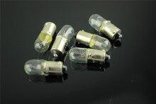 حربة نوع لمبة مصباح إرشاد لمبة مؤشر ضوء 6.3 فولت 12 فولت 24 فولت 220 فولت مصباح دليلي 20 قطعة مكبر للصوت أجزاء لتقوم بها بنفسك الصوت