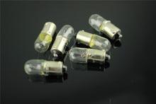 Baïonnette Type ampoule pilote lumière A ampoule témoin lumineux 6.3V 12V 24V 220V lampe pilote 20 pièces amplificateur pièces bricolage Audio