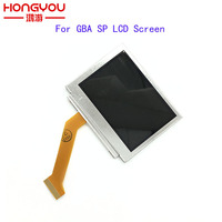 For Nintendo Game Boy Advance SP For GBA SP LCD Screen OEM Backlit Brighter Highlight AGS
