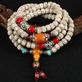 Nepal Bodhi Seed Bracelet Buddha Charm Bangle Jewelry Handmade 108 Buddha Bead Bracelets Classic Female Money Bracelet
