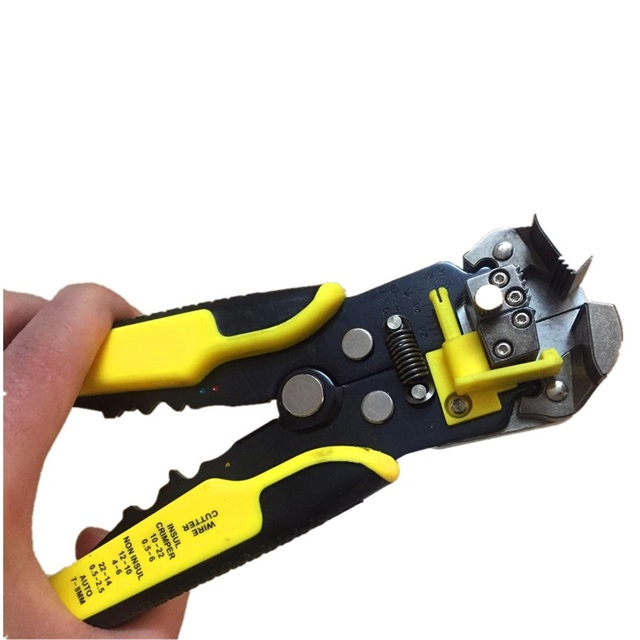 Automatic Electric Cable Wire Stripper Wire Striper ...