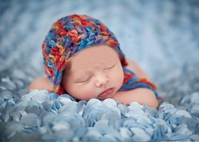3x4ft Baby Rose Stoff für Fotografie Hintergrund für Fotostudio - Kamera und Foto - Foto 3