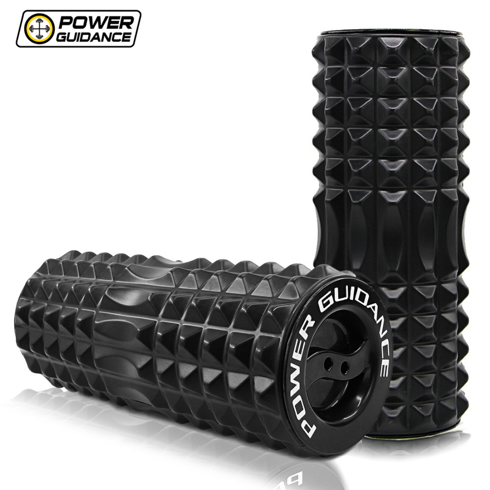 Fitness High Density Foam Roller Rollers For Exercise Back Muscles Pilates Yoga Training Physical Massage Therapy new yoga pilates exercise high density eva foam massage roller fitness home gym massage