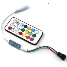 21 Keys Mini RF Controller With Remote For LED Strip WS2812B/WS2811 RGB Light (C4)