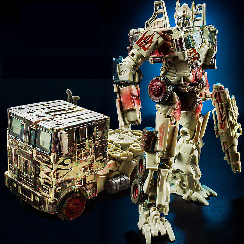 KBB Kubianbao18CM Transformation Toys Plastic ABS + Alloy Action ...