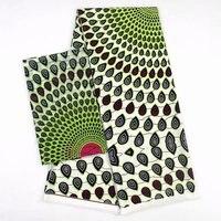 high quality 2yards chiffon with 4yards silk lady dress material doft african ankara pattern dashiki nigerian digital printed