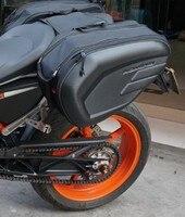 Komine SA212 Saddle Bag Motorcycle Side Bag Helmet Bag Free ShippingKorea Japan E EMS