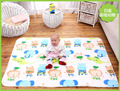 1 pic 3 layers of cotton napkins mattress  Inflatable mattress diaper diapers for newborns Diaper Baby changing mat 110*158 TND7