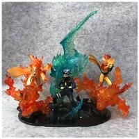20CM Naruto Toys Model Ootutuki Hagoromo Hatake Kakashi Action Figure PVC Statue Anime Figure Decoration toy Kids Gift H455
