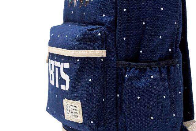 Unicorn Printing Waterproof Backpacks