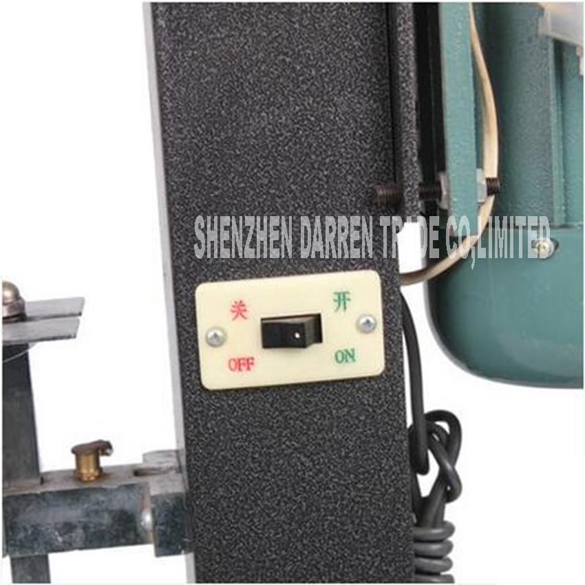Полуавтоматическая блокировочная укупорочная машина TD SGL 0,4 0.6Mpa домашняя крышка замка бутылки машина 110/220 V 1 шт - 5