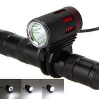 CREE XM L2 LED 3000LM Head Front Bicycle Bike Lamp Light Headlight Torch Hunting