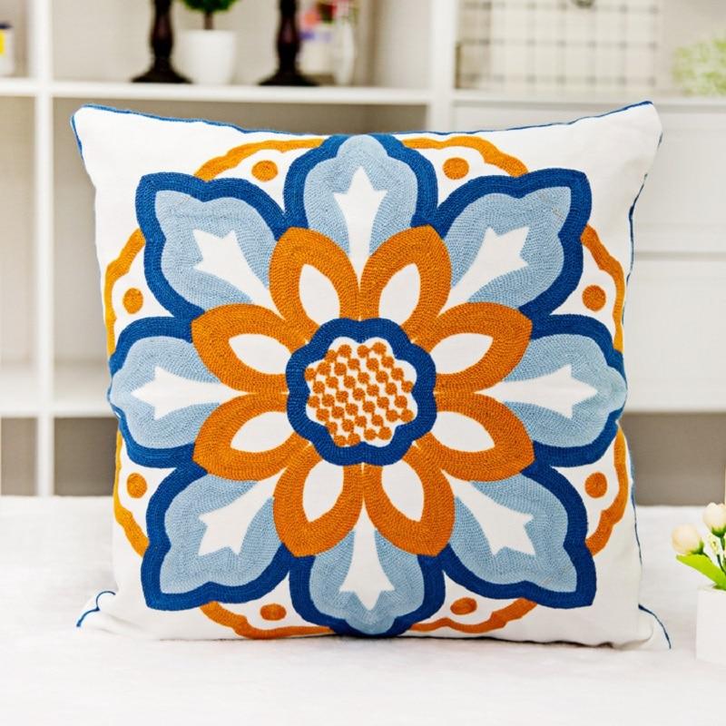 15 Pattem Classics Fundas de cojín decorativas Bordado 45 * 45cm - Textiles para el hogar - foto 3