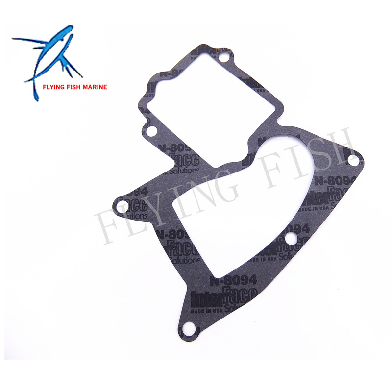 Supply 6f5-13645-00 01 6f5-13645-a0 A1 A2 Gasket Manifold For Yamaha Outboard C40 E40 40hp 36hp Boat Motor Pure And Mild Flavor Boat Parts & Accessories