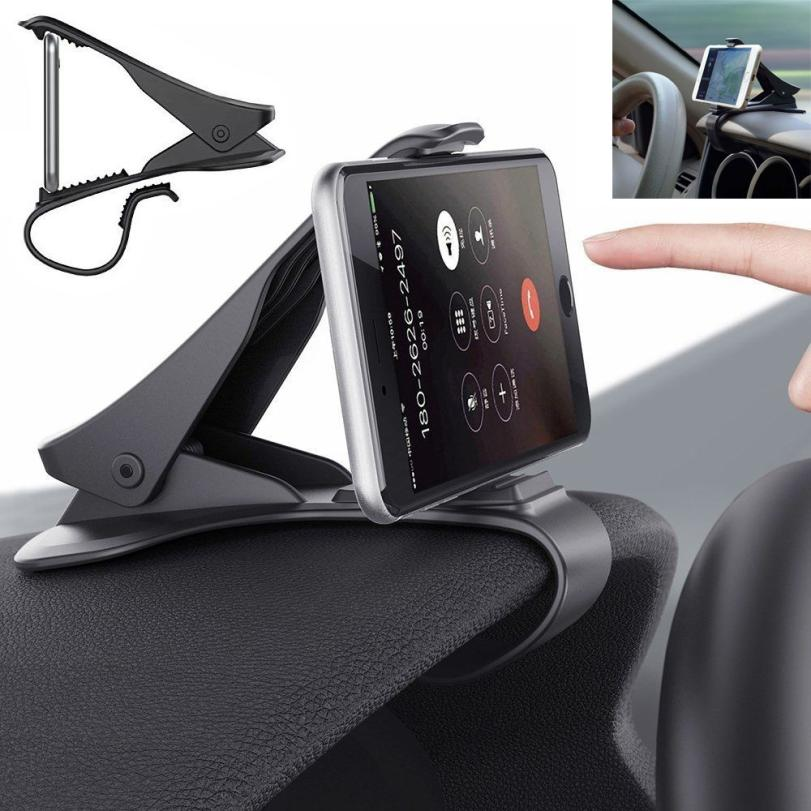 Car-styling AUTO Universal Car Dashboard Mount Holder Stand Design Cradle for Cell Phone GPS HOT vertical stand mount holder cradle for ps4 grey