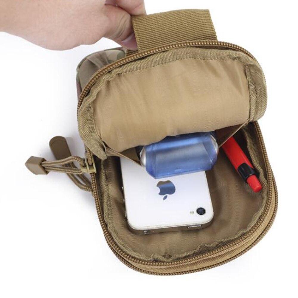 Kylebooker Tactical molle bolsa cinturón cintura bolsa multifunción ...
