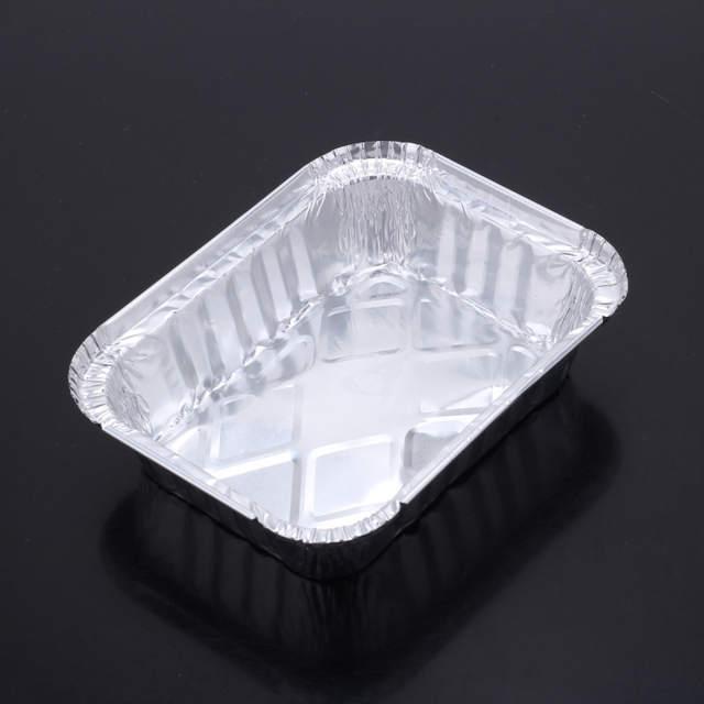 Disposable Aluminum Foil Pans Food