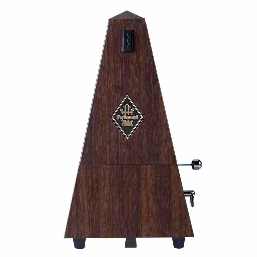 Gitara Metronome Online Mehanički Pendulum Mecanico Boja drveta za - Glazbeni instrumenti - Foto 2