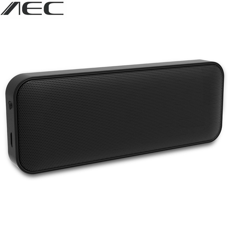 Portable Mini AEC BT202 Bluetooth Speaker 10W Super Bass Handsfree Call With LED Light Support For IOS and Android Smart Phone