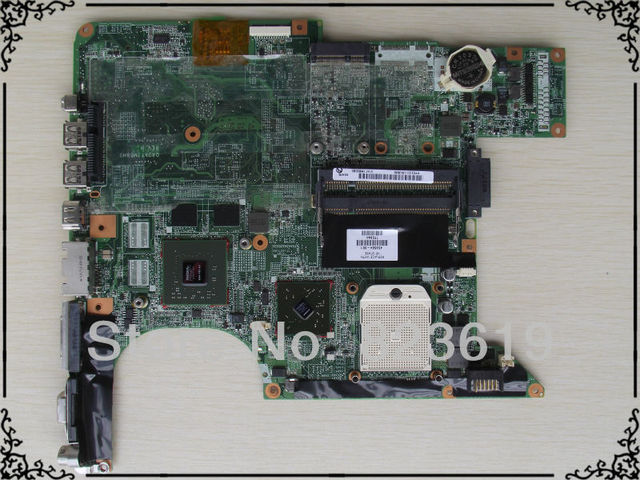 For HP DV6000 G86-730-A2  PM laptop motherboard 459564-001 449902-001 ,100% Tested and guaranteed in good working condition!!