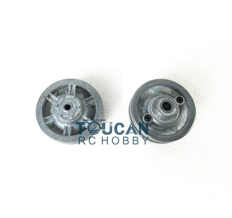HengLong 1 16 German Panther G RC Tank 3879 Metal Idler Wheels