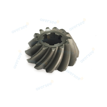 Aftermarket 66T 45551 00 00 Pinion gear for Yamaha Pursun Hidea 40HP X Outboard Engine