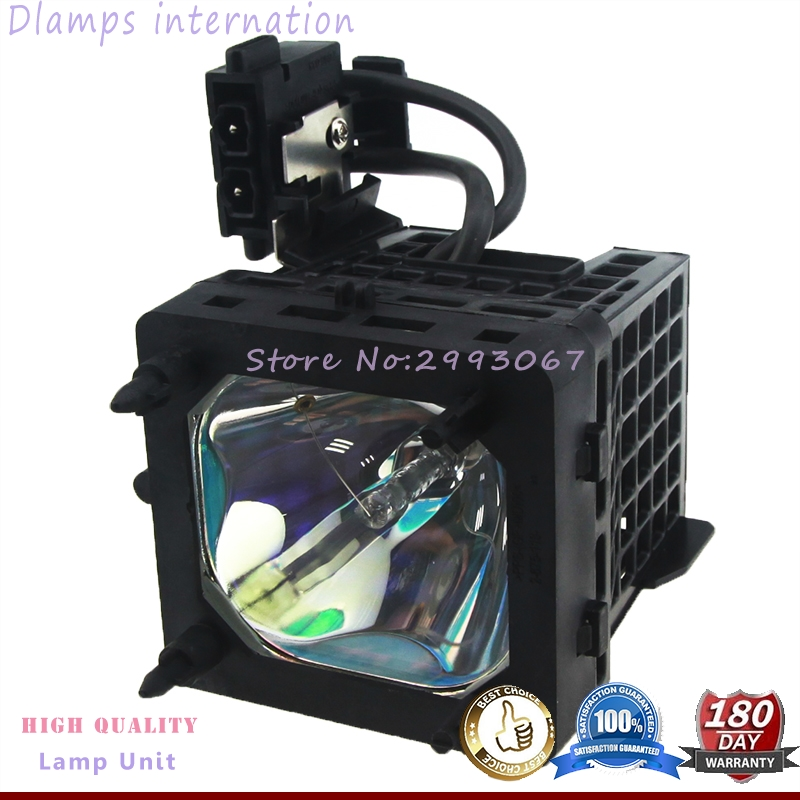 Compatible Projector Lamp Module XL-5200 / XL 5200 For SONY KDS-50A2000 / KDS-55A2000 / KDS-60A2000 / KDS-50A3000 / KDS-55A3000