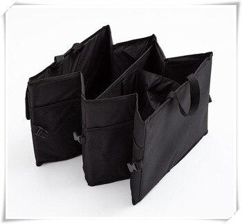 Mais novo estilo do carro acessórios acessórios de armazenamento dobrável portátil sacos para fiat punto evo abarth 500 500l culto bravo croma stilo