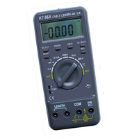 KT-96A Cable Length Meter With Voltage Resistance Continuity Diode Test
