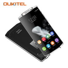 Originale OUKITEL K10000 Mobile telefono 5.5 Inch Quad Core 2G RAM 16G ROM 10000mAh Android 6.0 Smatphone