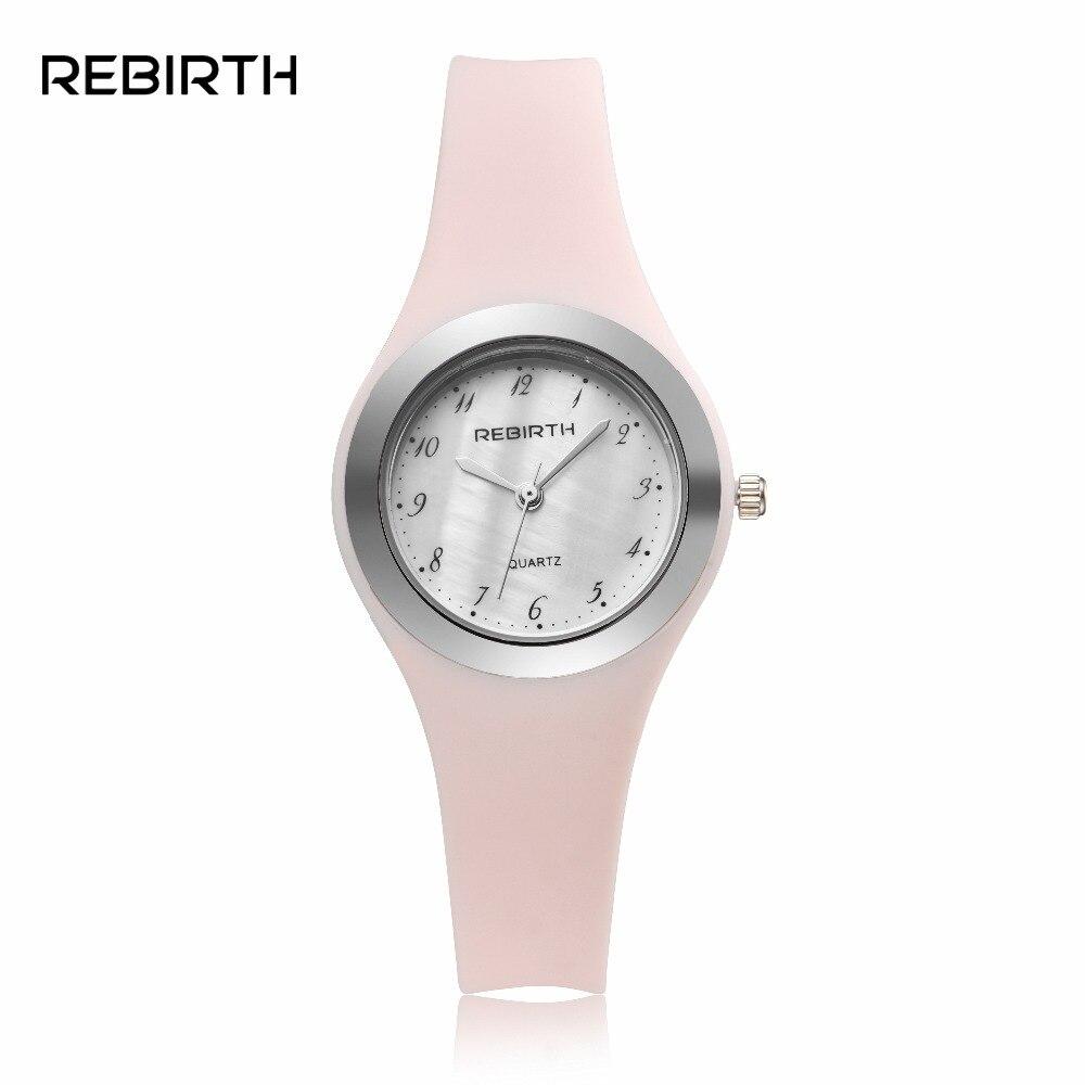 Original Women Watches Silicone Runing Sport Watch Waterproof Clock Ladies Watch Sport Quartz Shell Wristwatch Relogio Feminino