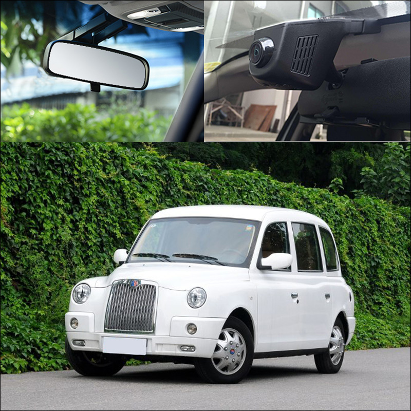 For GEELY Englon TX4 Car Wifi DVR Auto Video Recorder FHD 1080P hidden installation G-sensor Car Black Box WDR Car Dash Cam