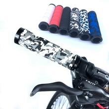 New Mountain Cycling Bike Bicycle Handle Grip Super Light Skid-proof Soft Sponge Handlebar Grips