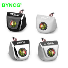 BYNCG Car Rear View Camera Metal body Rearview Park Monitor 170 Degree Mini Parking Reverse Backup